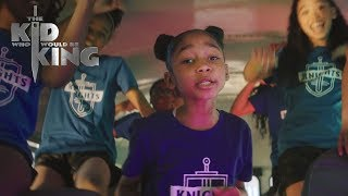 "The Kid Who Would Be King | Lay Lay ""Be The King"" Music Video 