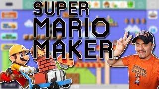 100 Man Expert NO SKIP - Super Mario Maker