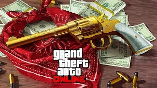 GTA V online - Caça ao Tesouro + Glitch 50 HeadShots