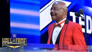 Theodore Long recounts how he became SmackDown General Manager: WWE Hall of Fame 2017 (WWE Network)