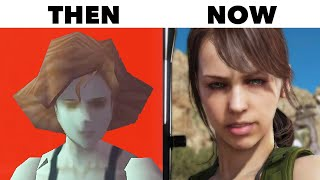 10 Best Video Game Graphics THEN vs NOW [PART 2]