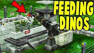 download lagu Feeding Entire Cows To My Dinosaurs - Jurassic Park gratis