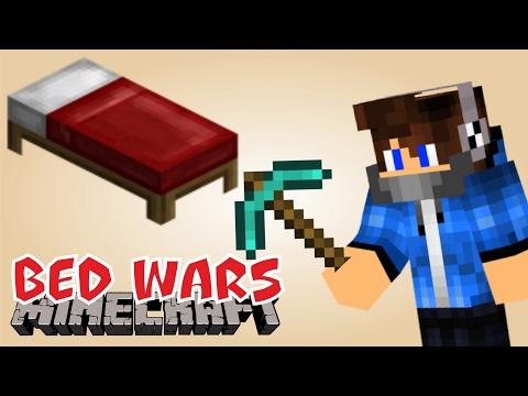 Я ОДИН СРЕДИ ВРАГОВ НА БЕД ВАРСЕ, ЕЩЁ И БЕЗ КРОВАТИ [Quick Bed Wars GomeHD Minecraft Mini-Game]
