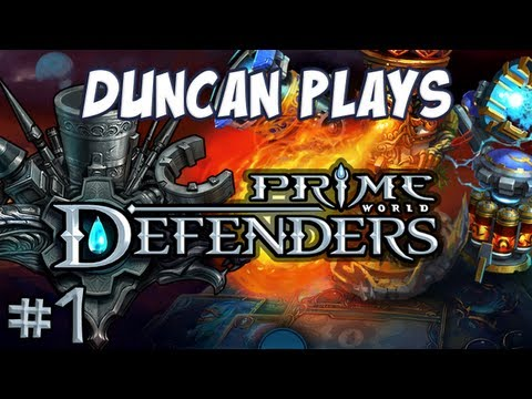 Duncan Plays - Prime World Defenders