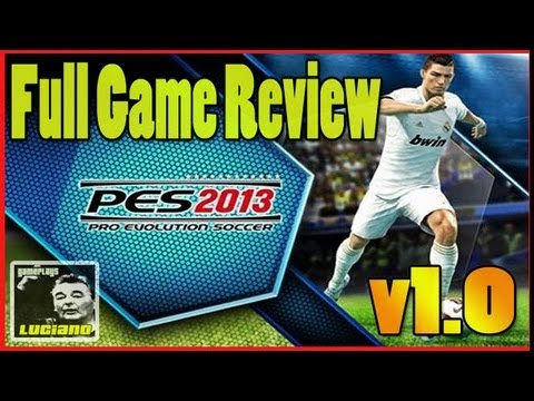 PES 2013 FULL / REVIEW / PRIMER ACERCAMIENTO