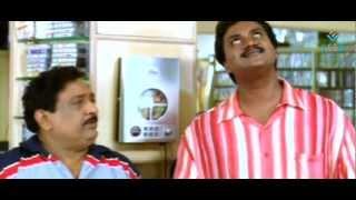 Bheemavaram Bullodu Sunil Back To Back Comedy - Manasantha Nuvve