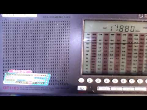 Radio Farda Germany 17880 kHz (14.05.16)