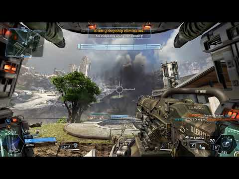 Titanfall - Capture The Flag - Fracture - PC