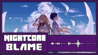 Nightcore - NakJoon - Blame (Feat. Changmo)