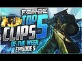 Bullet Force - Top 5 Clips - 360 NO SCOPES!