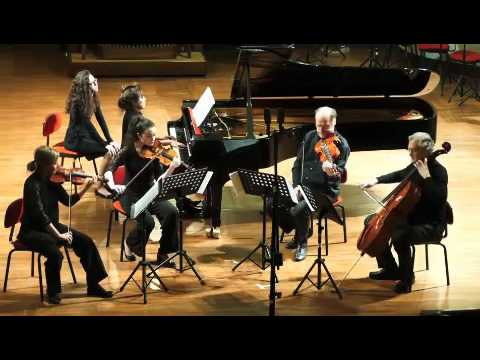 Schumann Piano Quintet op.44 - I mov.