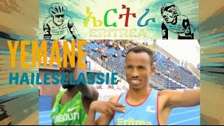 Eritrea - Yemane Haileselassie - Steeplechase