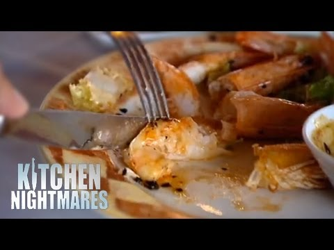 Gordon Rips Apart Chef's Signature Dish - Kitchen Nightmares