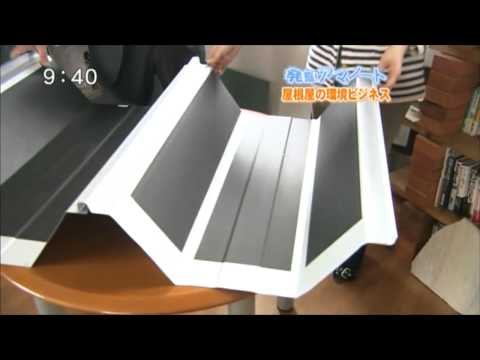Japanese solar renewable energy system