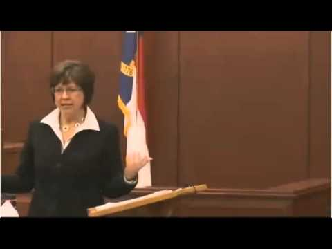 Amanda Hayes Trial. Day 14. Part 3. Closing Arguments Continue