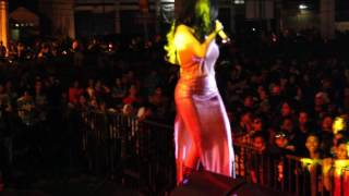 HEBOH VIDEO HOT CUPI CUPITA !!! Goyang Basah  Show  Sampoerna Hijau, 5 November 2016