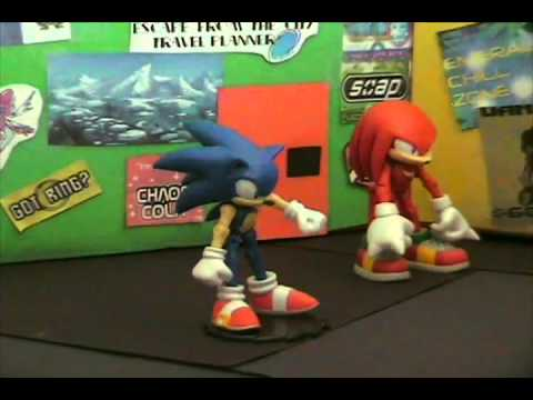 Sonic Stop Motion Adventures: Episode 12: Dreams Do Come True