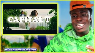 ALBANIAN MUSIC REACTION ! Capital T - O Ma (Official Video) | MALIKVISION ALBANIAN MUSIC REACTION