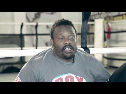 EXCLUSIVE DERECK CHISORA INTERVIEW