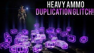 Destiny - Unlimited Heavy On Mayhem Duplication Glitch Gamebreaking Glitch!
