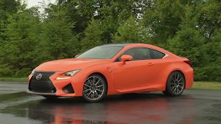 Lexus IS and RC Overview