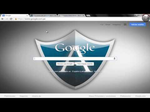 cambiar la imagen de fondo de google 2014 gratis