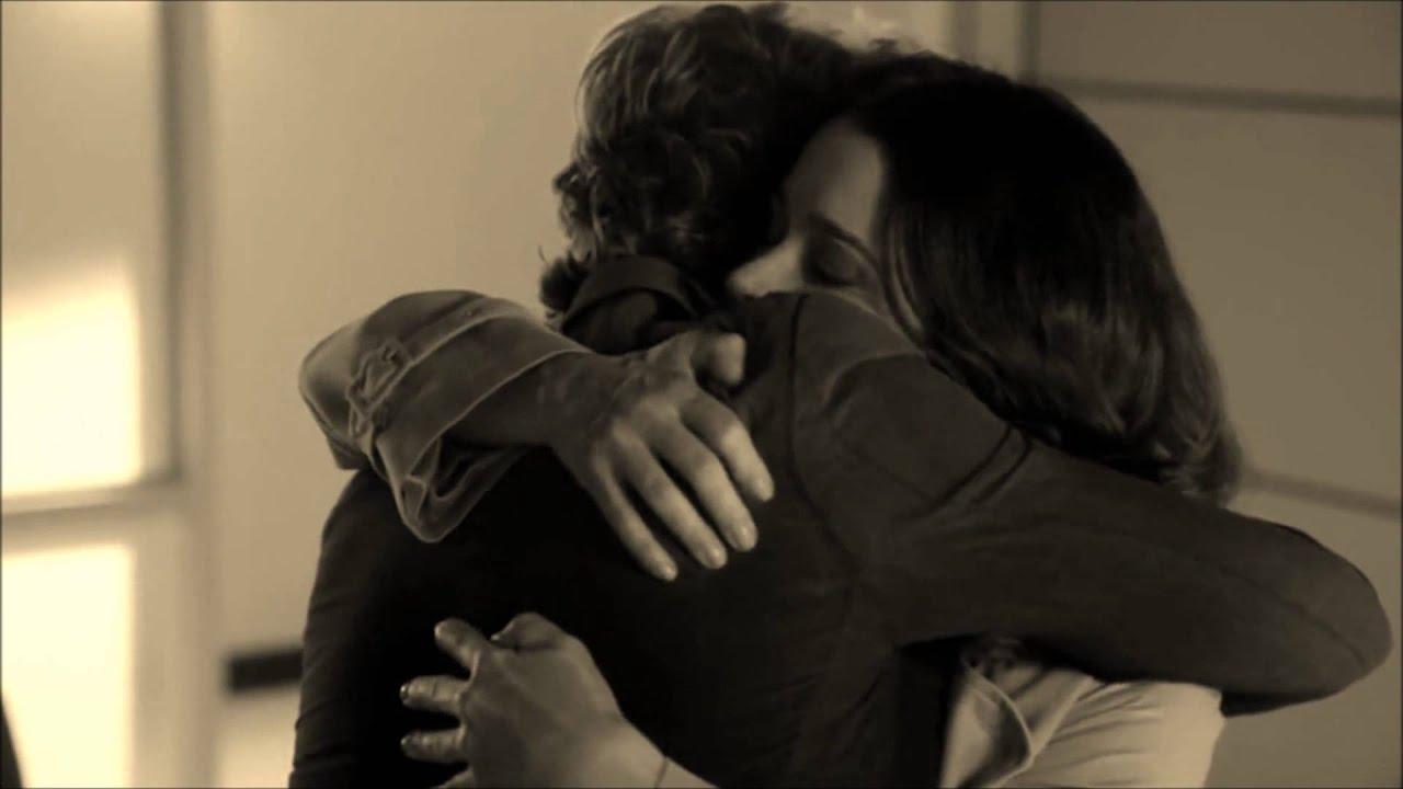 The Mentalist-Letter to Lisbon{ the cutest Jisbon hugs