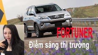 Toyota Fortuner máy dầu 2019 số tự động 1 cầu - Điểm sáng giữa thị trường ảm đạm