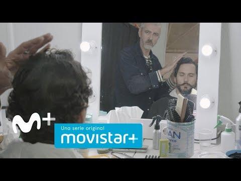 La peste: la peluquería de la serie   una serie original de Movistar+