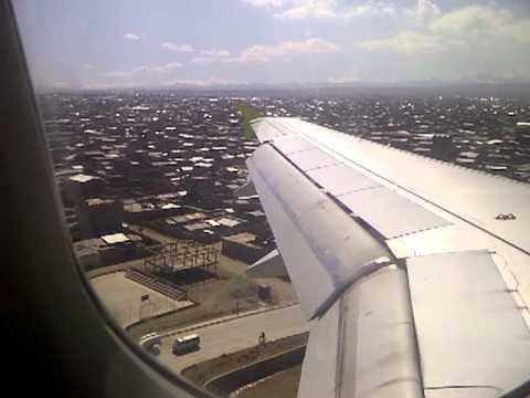 Aterrizaje en La Paz, Bolivia.3GP
