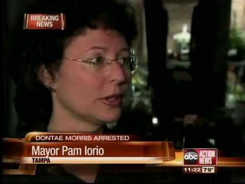 ABC Action News interview with Mayor Pam Iorio