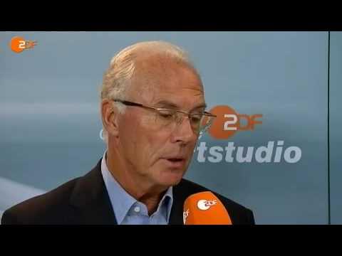 Interview mit Franz Beckenbauer/Van Gaal ist immer noch auf der Suche