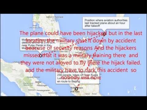 """Flight MH370 Mystery """"My theory"""""""