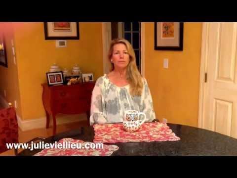 Balanced Living - Julie's Lifestyle Recipes - One Minute Meditation