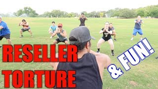 Reseller Fun & Games In Austin - Green Room Meetup Day 1