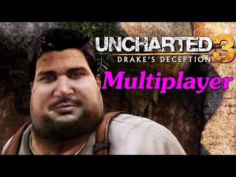 Uncharted 3 Multiplayer Matches: Molten Ruins | Airstrip | Dry Docks