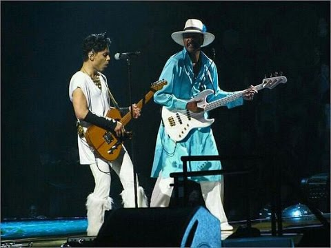 'Free' -  Prince,  Larry Graham, Chaka Khan, Graham Central Station