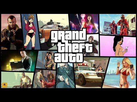 Hrej.cz Let's Play: Grand Theft Auto speciál [CZ]