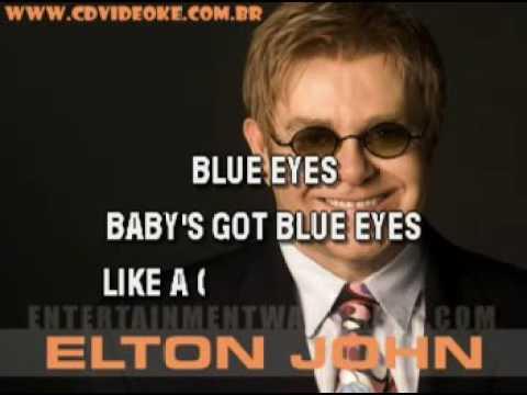 Elton John   Blue Eyes