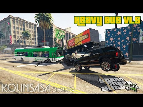 Heavy buses and trucks