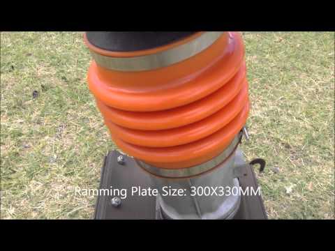 Tamping Rammer 80 KG Honda  - Welshpool WA   (08) 9451 2572