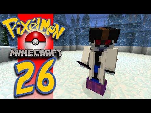 Minecraft Pixelmon - EP26 - Frost Badge Challenge