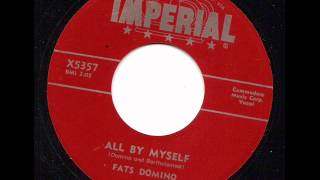 Watch Fats Domino All By Myself video