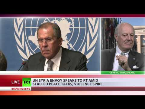 'Ceasefire is alive, but barely' – Syrian envoy to UN