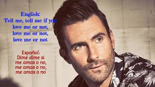Maroon 5 - What lovers do (Lyrics Español/English) ft. SZA