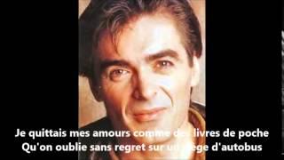 Watch Daniel Lavoie Je Pensais Pas video