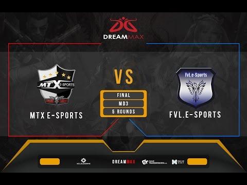 Brazilian Tournament - Blood Strike - DreamMax - mtX VS FLV.e-Sports - XTransmission
