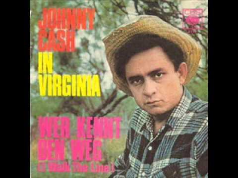 Johnny Cash - Wer kennt den Weg
