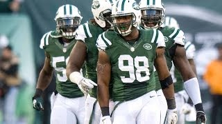 Quinton coples 2013 Highlights |New York Jets