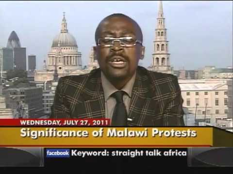 Ben Mkandawire's frustrations with the Malawi President's policies